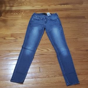 G by guess superskinny blue jeans